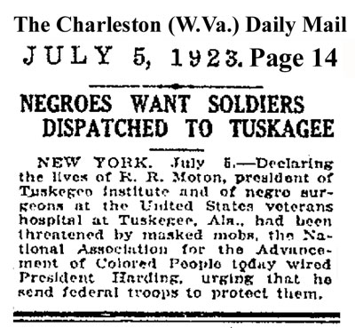 negrose-want-soldiers-dispatched-to-tuskegee-5-july-1923-the-charleston